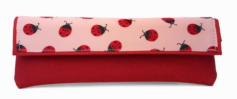 Lady Bug/Red EpiPen Carrying Case – EpiKIDS