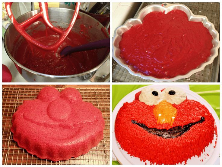 Who Carries Elmo Cakes