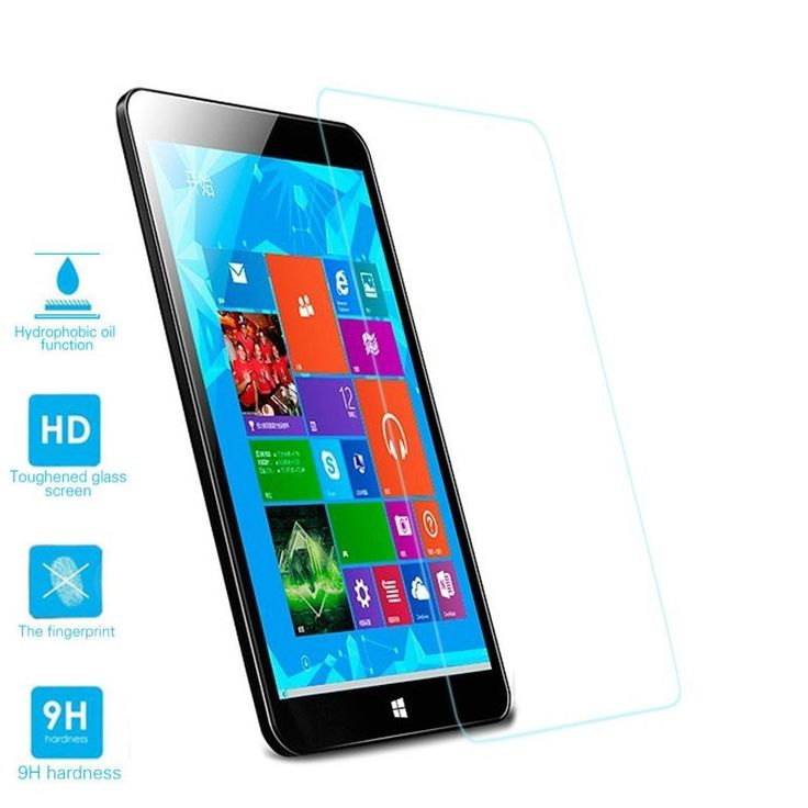 Original Tempered Glass Τζάμι για Chuwi Vi8