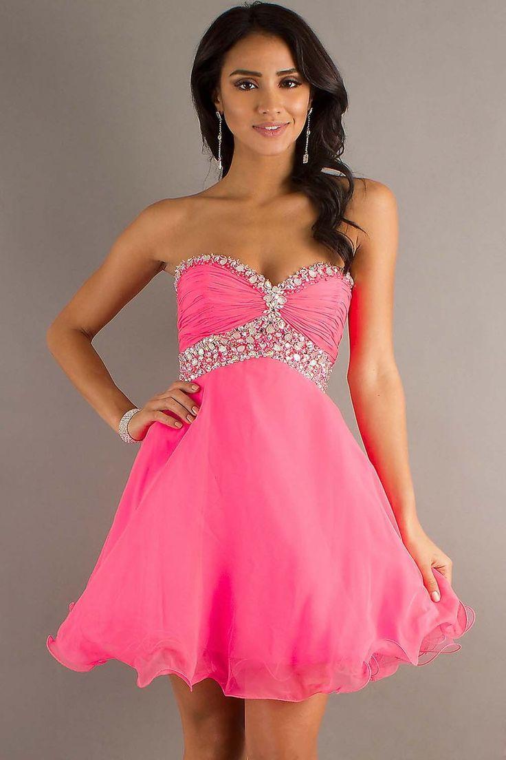 364 best Grad Dresses images on Pinterest | Short prom dresses ...