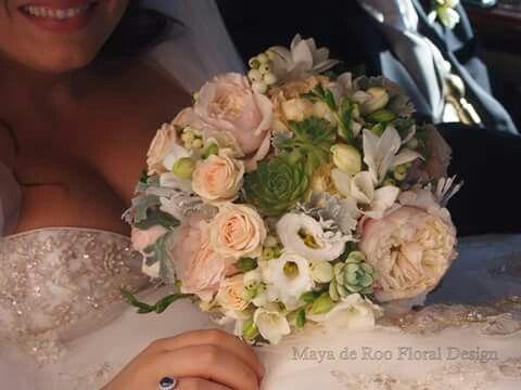 Wedding bouquet Vanessa
