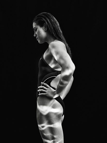 'Fire the Light': Portraits of Olympic athletes – CNN Photos - CNN.com Blogs - Natalie Coughlin