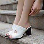 Mujer Sandalias Confort Suelas con luz Zapatos del club Semicuero Primavera Verano Vestido Fiesta y NocheConfort Suelas con luz Zapatos 2017 - $101950