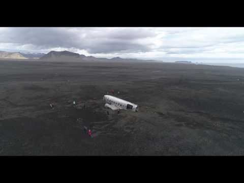 Solheimasandur Plane Crash