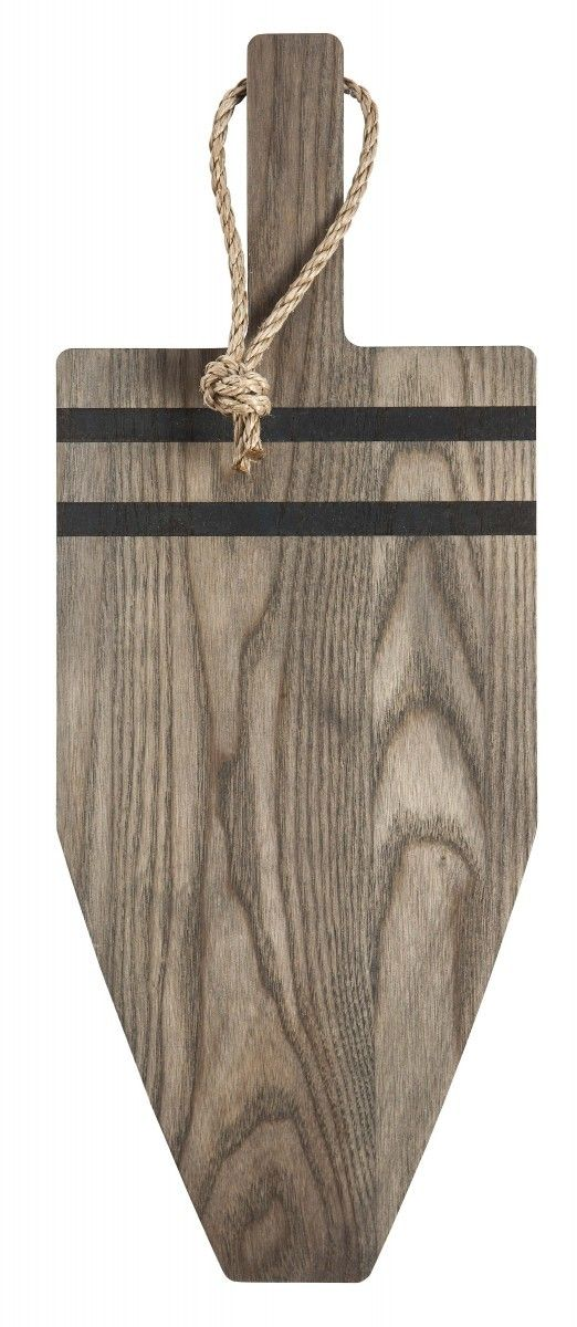 The New England Trading Company, Ltd. - Buoy Shaped Nautical Serving Board, Solid Ash, $40.00 (http://www.thenewenglandtradingcompany.com/buoy-shaped-nautical-serving-board-solid-ash/)