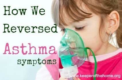 How We Reversed Asthma Symptoms in our FamilyCassie
