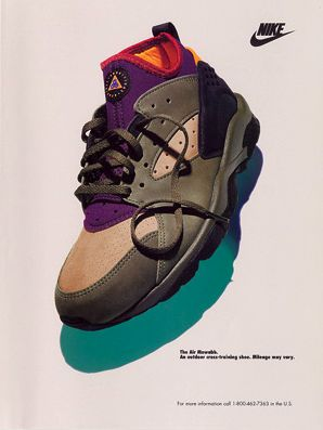 Nike ACG Air Mowabb. Nike should have never let Nike ACG wither away because it was a great line.
