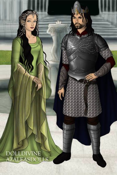 aragorn and arwen essay A short summary of 's the lord of the rings  arwen encourages aragorn to stay the course and not falter her father wants her to go off with the other elves to.