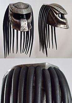 This... is a motorcycle helmet...