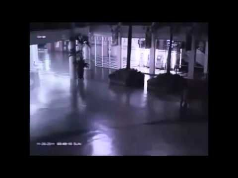 World's Scariest Ghosts Caught On Tape - YouTube