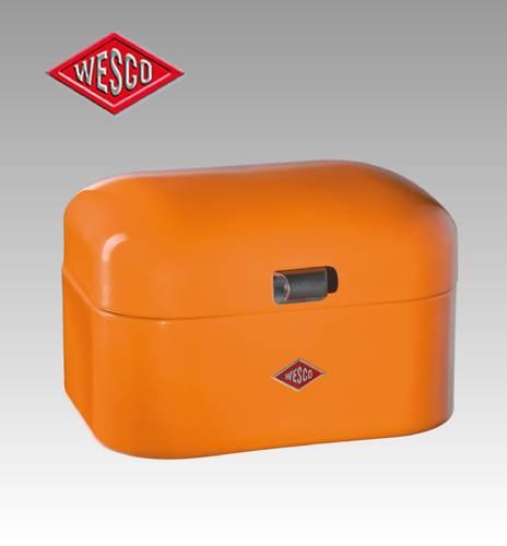 WESCO Brotkasten / Brottopf Single Grandy Retro-Design