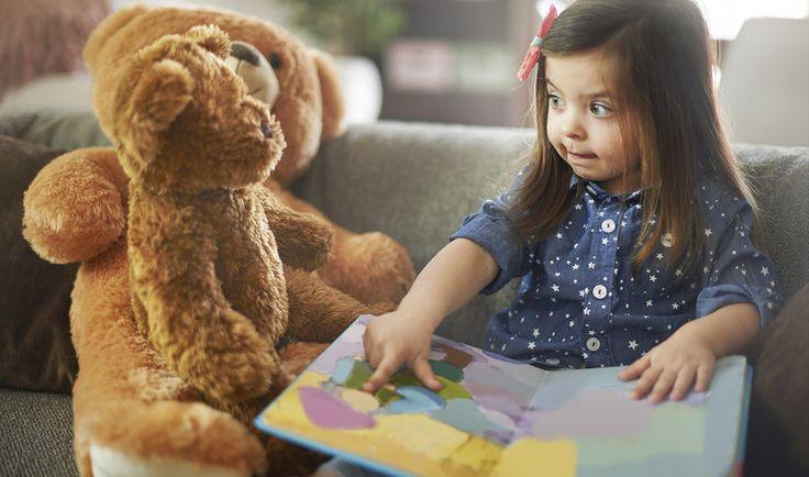 Grające książki dla przedszkolaków