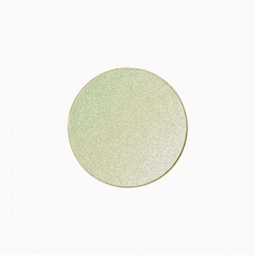 ZOE Duochrome verde acqua chiaro iridescente. Satin. ombretto Nabla