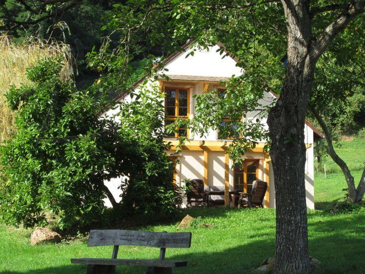 """Hanebecks Hof """"Kleines Haus"""" bei Müllheim im Schwarzwald"""