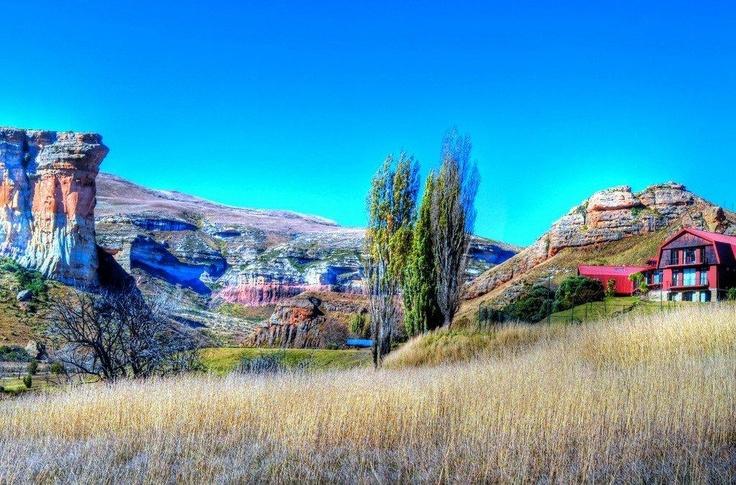 Golden Gate Highlands National Park, Free State, South Africa BelAfrique - Your Personal Travel Planner - www.belafrique.co.za