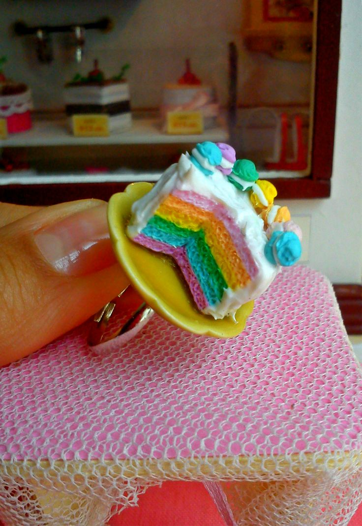 rainbow ring!