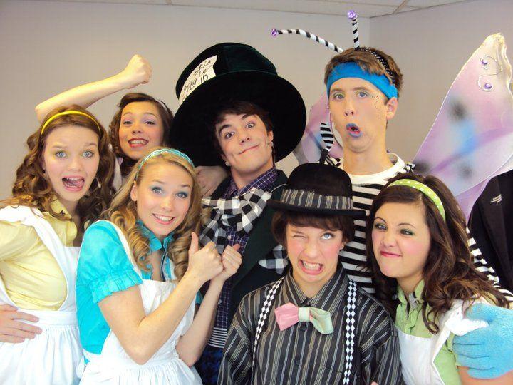 Alice in Wonderland Jr. | November 19-20, 2010| Gryphon Theatre, Georgian College, Barrie, Ontario | Kempenfelt Community Players