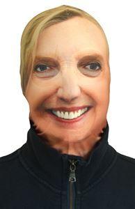 Hillary Clinton Sock Mask - 386239 | trendyhalloween.com