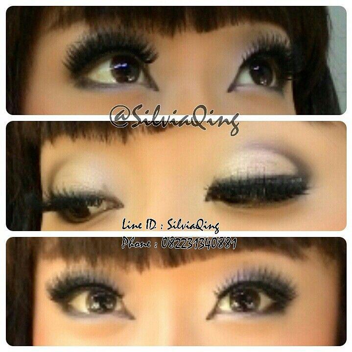 My makeup #silviaqingMUA