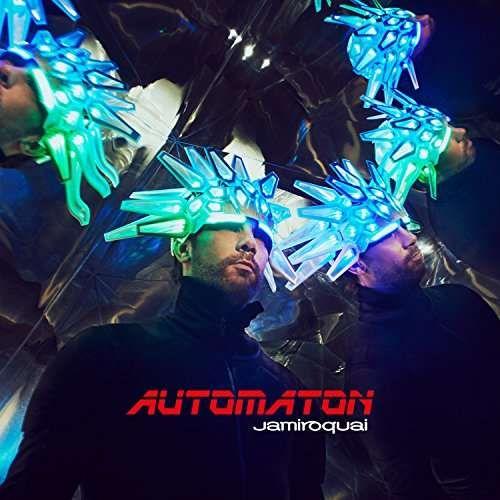 Disponibile anche in doppio vinile il nuovo lavoro dei Jamiroquai Automaton