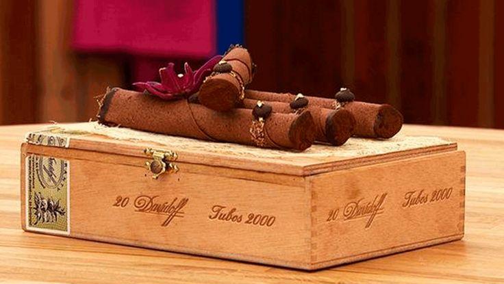 Den store bagedyst: Cigarer med saltkaramel og fransk nougat | femina.dk