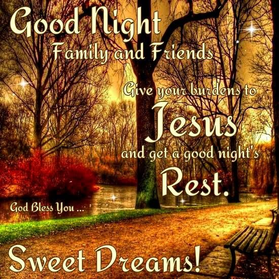 50+ Great Good Night And God Bless Images - HD Greetings Images