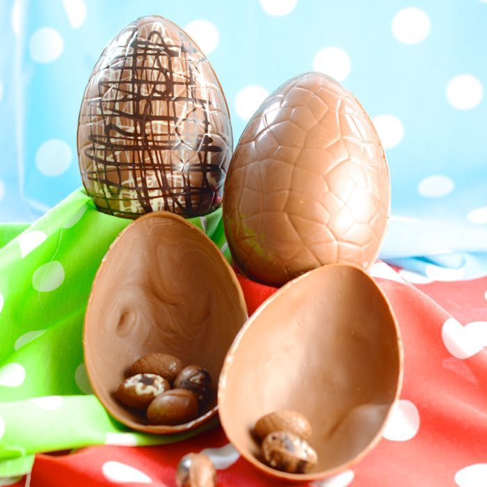 My step-by-step guide to making Easter eggs at home.