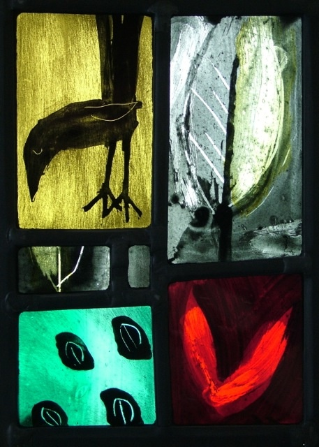 Barry Kaiser Fused Glass