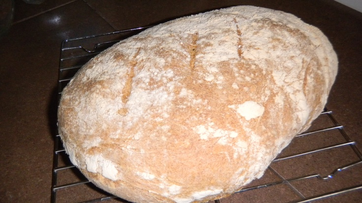 Perfect Tuscan Bread from Best Bread Recipes