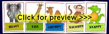 Dear Zoo Teaching Resources & Story Sack Printables - SparkleBox