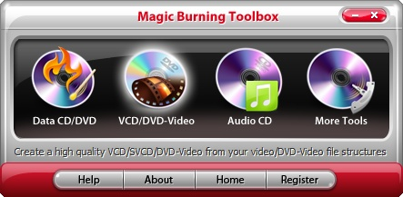 Magic Burning Toolbox provides an Audio CD Burner to process audio streams on-the-fly. This means it can burn audio files to CDs without de-compressing them to listen in a compatible audio system such as a car stereo or stand-alone CD player. Also, the Audio CD Ripper helps you directly rip audio tracks from audio CD for convenient backup & playback. Directly burn all of your movie collection to DVDs from AVI, MPG, MPEG, MP4, WMV, MOV, MP4, etc. and HD videos such as M2TS, TP, TRP, etc. with…