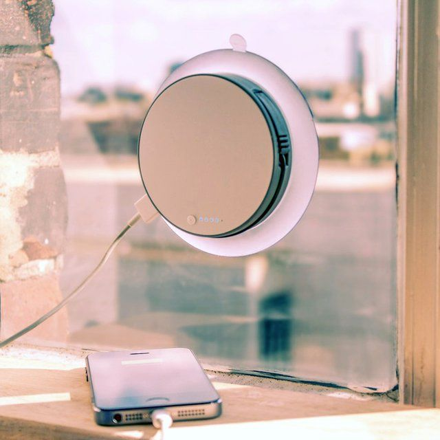 Port Solar Charger - $60