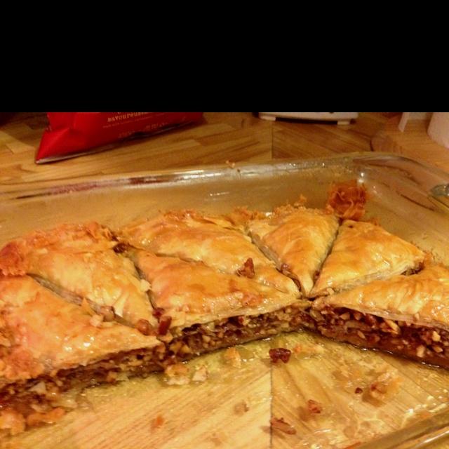 Homemade Baklava!Homemade Baklava, Favorite Recipe