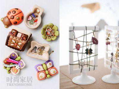 Muestrarios para bisuter a craft fair displaying ideas - Ideas de manualidades para vender ...