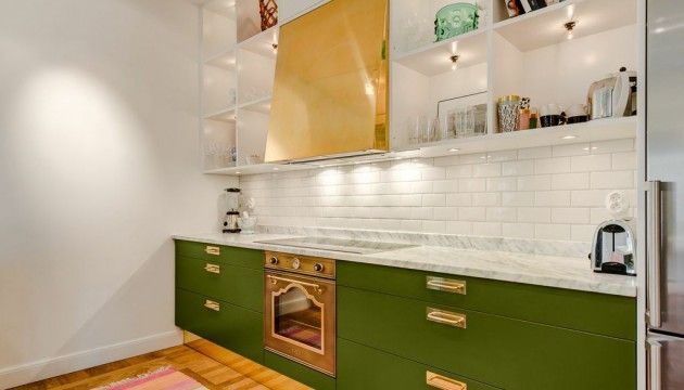 Snygga kök som bygger på Ikea-stommar | Välkommen till Magasinet i Sankt Anna