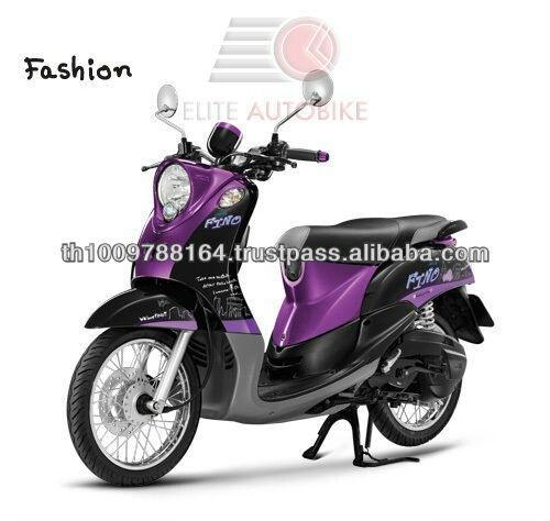 Pretty purple vespa