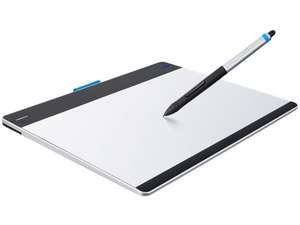 """Wacom Intuos CTH680 8.5"""" x 5.3"""" Active Area USB Pen and Touch Medium"""