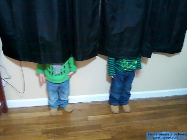 hide and seek funny kids 1