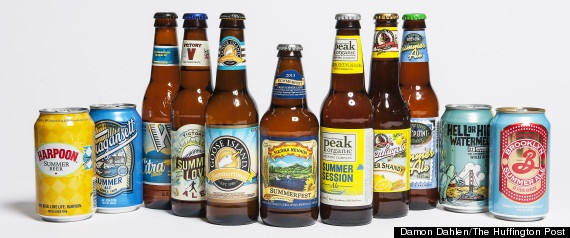The Best Summer Beers: Our Taste Test Results, 2013. Since most summer beers are only available for a limited time, get out there and find your favorite right now. We conducted a blind taste test, ranking them and publishing our notes for your convenience, in the slideshow below. Beer, Best Beer, Sierra Nevada, Victory Brewery , Widmer Brothers , Anchor, Beer Taste Test, Best Summer Beer, Blue-Point-Brewing, Harpoon, Narragansett  Peak Organic, Summer Ale, Summer Beer, Taste Tests, Taste…