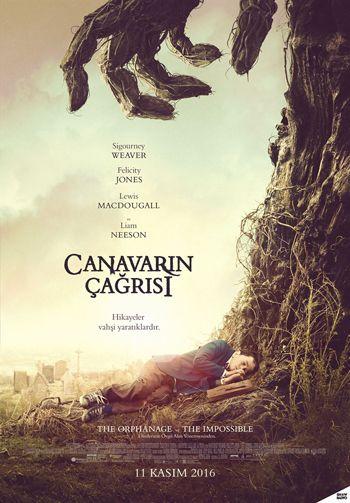 Canavarın Çağrısı izle, Conor O'Malley (Lewis MacDougall) henüz 12 yaşında bir çocuktur. Peri masallarının ve canavarların olduğu fantastik dünyaya kaçma