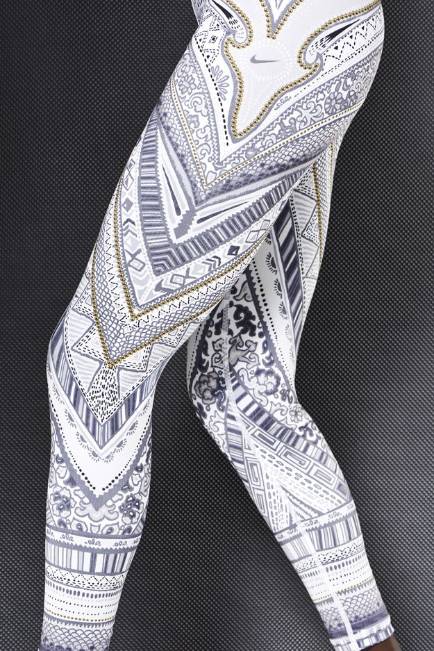 Nike Tight of the Moment - Nike Arctic Monarch Tights