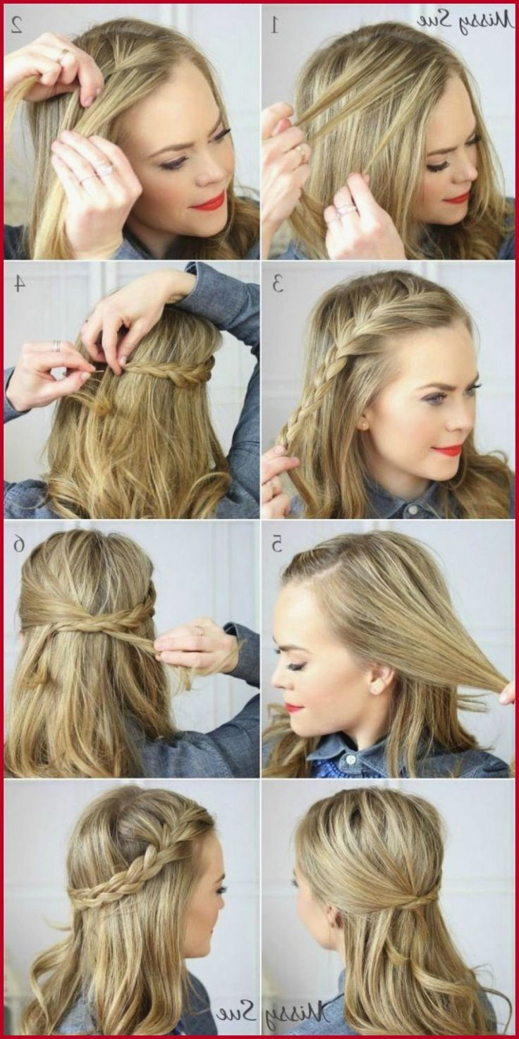 89 Awesome Diy Cool Easy Hairstyles that Real People Can ...