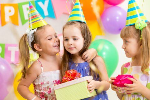 Tips and Ideas Fill Children's Birthday Gift at Special Party (2017)