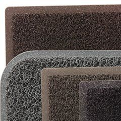 """Nomad Scraper Mat Size: 36"""" x 60"""", Color: Brown by 3M. $172.72. Durable vinyl loops scrape moisture and dirt from shoes.. For medium traffic entrance--up to 400,000 people per year.. Backed, vinyl looped scraper matting for medium-traffic entrances.. Will not fade when exposed to sunlight.. Includes one floor mat.. 26448 Size: 36"""" x 60"""", Color: Brown Features: -Scraper mat.-For outdoor and indoor applications.-Vinyl loops scrape, trap and hide dirt and moisture.-Design..."""
