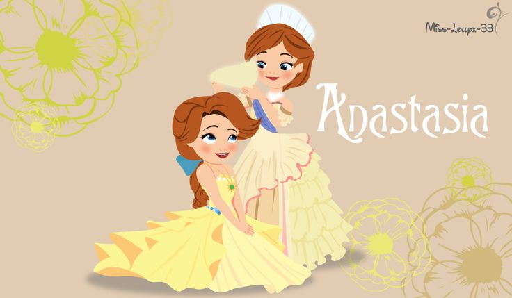No-Disney+Young+Princess+~+Anastasia+by+miss-lollyx-33.deviantart.com+on+@DeviantArt