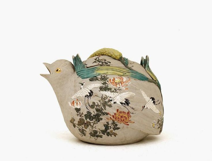 Деревенская керамика Банко - Занимательная Япония