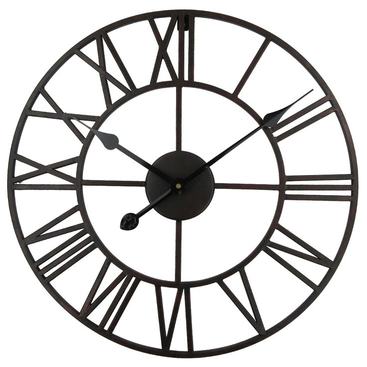 Vintage 76 cm 50cm Large Wall Clock Wrought Metal Industrial Iron Clock Watch Saat Classic Digital Clocks Relogio de Parede Klok-in Wall Clocks from Home & Garden on Aliexpress.com | Alibaba Group