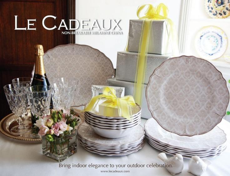 Impressionnant Le Cadeaux Melamine Collections #1: Le Cadeaux Melamine Dinnerware: You Wonu0027t