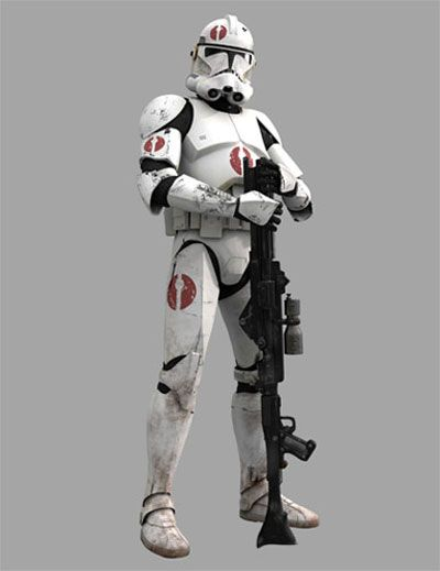 clone trooper recon