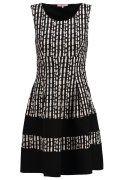Damen Anna Field Jerseykleid black/white